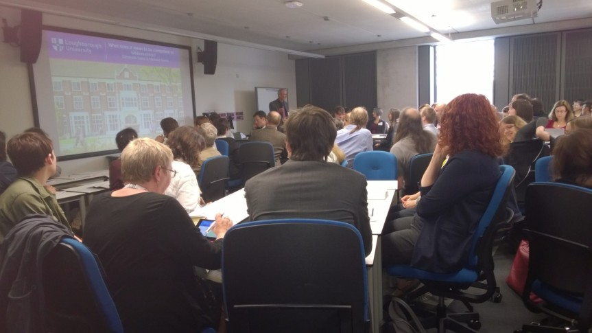 Round up from Bibliometrics in Practice event